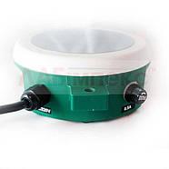 Магнитная мешалка ПЭ-6110 с подогревом (1500 об/мин, 100°С), фото 4
