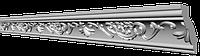 Потолочный плинтус с орнаментом из пенопласта  GP36 Glanzepol 57х40