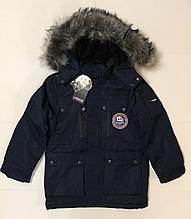 Куртка-парка для мальчика 8-16 лет