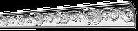 Потолочный плинтус с орнаментом из пенопласта  GP32 Glanzepol 70х56