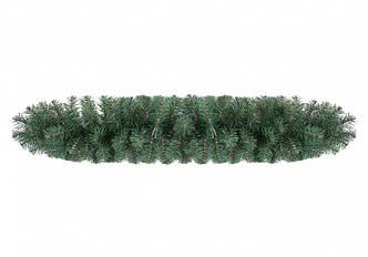 Декор гирлянда из искусственной хвои 100см