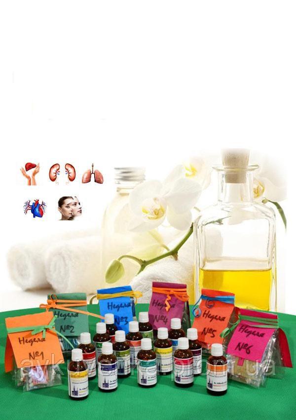 Панча Карма аювердическая очистка организма 480 капсул 78 препаратов Тибетская формула