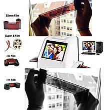 Оцифровка фотоплівок, кіноплівок, слайдів