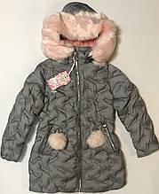 Пальто для дівчаток 10-16 років