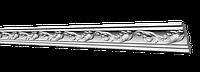 Потолочный плинтус с орнаментом из пенопласта  GP15 Glanzepol 78х78