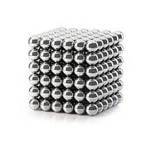 Головоломка Нео куб, Neo cube 216 кульок 5мм в боксі