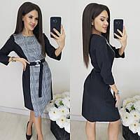 Платье / трикотаж / Украина 35-287