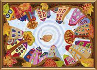 Набор для вышивки бисером Чудо-озеро  ДК 3068