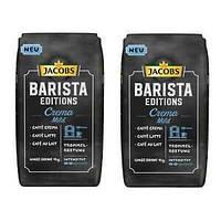 Кофе Jacobs Barista Edition Crema Mild зерновой 1 кг