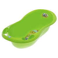 Ванночка Tega Baby  с термометром (разные цвета)