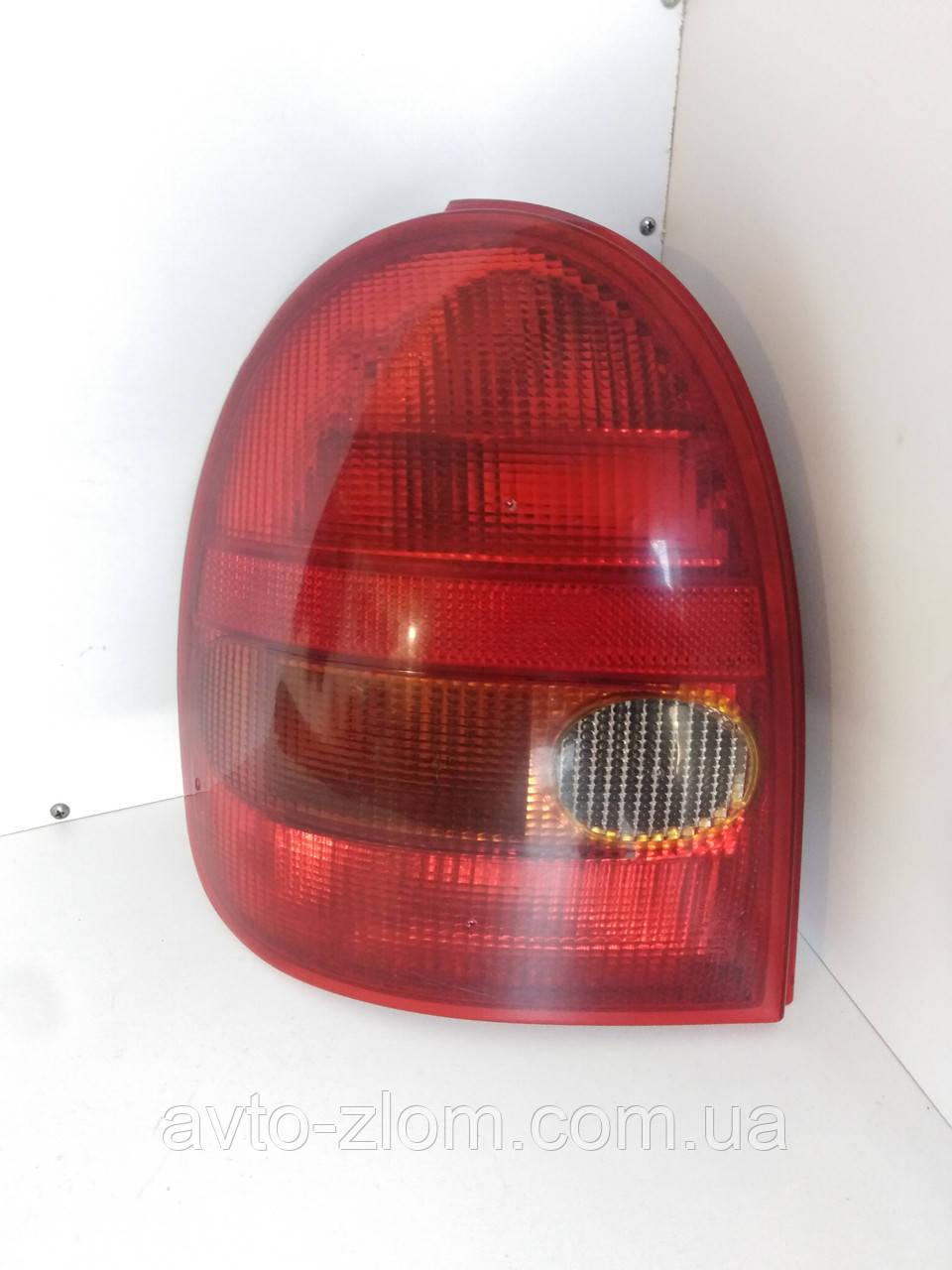 Стоп, фонарь Opel Corsa B, Опель Корса Б. Левый.