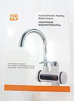Delimano электрический проточный кран-водонагреватель с LED дисплеем ST-242