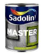Краска по дереву и металлу Sadolin MASTER 30 (полуматовая) 1л
