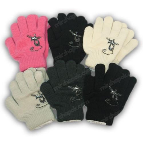 Перчатки детские утепленные