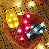 Светильник кактус, фото 3