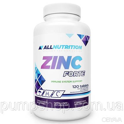 Цинк AllNutrition Zinc Forte 120 таб., фото 2