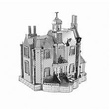 Металлический 3D конструктор Призрачный Замок