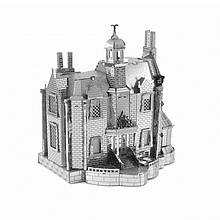 Замок Вінчестерів Металевий 3Д конструктор 3d пазл 3D puzzle