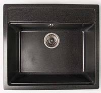Прямоугольная гранитная мойка для кухни 570-510 (57-51) Mirax