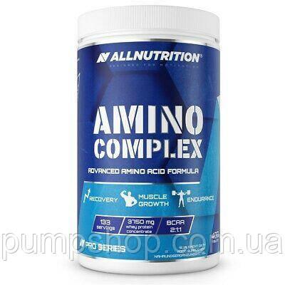 Аминокислоты AllNutrition Amino Complex 400 таб., фото 2