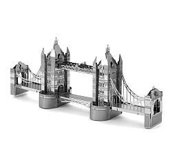 Металлический 3D конструктор Тауэрский Мост