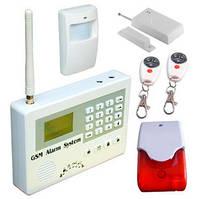 Установка gsm сигнализации в квартиру