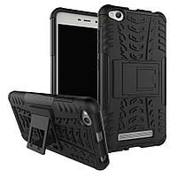 Чехол Armor Case для Xiaomi Redmi 4A Черный