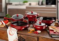 Кастрюли и сковороды