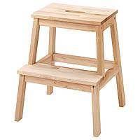 IKEA Табурет-стремянка, береза