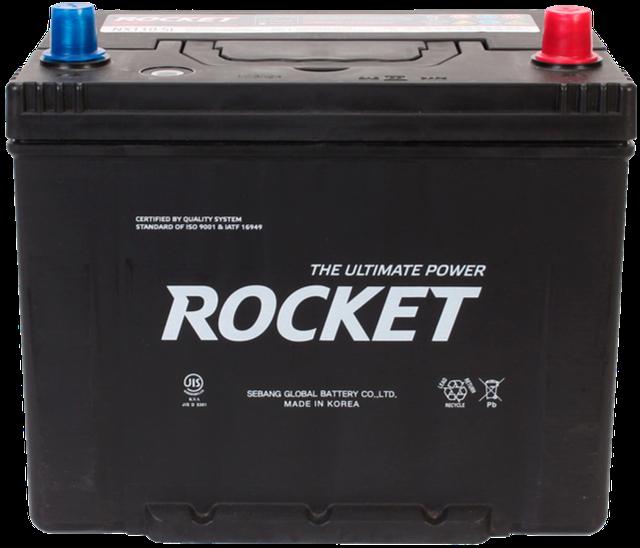 Купить АКБ Rocket