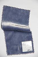 Бархат на шелке № Б 12.016, сиреневый оттенком серого,  очень тонкий, ширина 140 см.