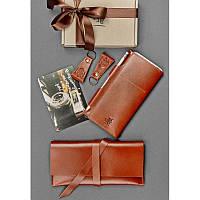 Оригинальный подарочный набор аксессуаров ReD Натуральная кожа Sydney for couple