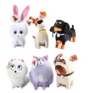 Мягкие игрушки Герои из мультиков