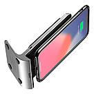 Беспроводное зарядное устройство Baseus Vertical Wireless Qi Charger для Apple iPhone WXLS-01 Black, фото 5