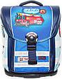 Школьный набор (6 предметов) для мальчика McNeill (Макнейл) COMPACT FIRE ENGINE 9560122000 синий, фото 2