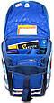 Школьный набор (6 предметов) для мальчика McNeill (Макнейл) COMPACT FIRE ENGINE 9560122000 синий, фото 4