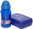 Школьный набор (6 предметов) для мальчика McNeill (Макнейл) COMPACT FIRE ENGINE 9560122000 синий, фото 6