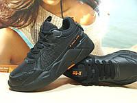 Кроссовки женские BaaS RS-X черные 41 р., фото 1
