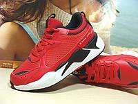 Кроссовки женские BaaS RS-X красные 37 р., фото 1