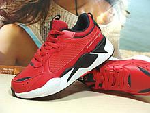 Кроссовки женские BaaS RS-X красные 37 р.