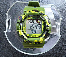 Часы спортивные армейские