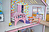 Котедж для ляльок Барбі з меблями і текстилем, фото 5