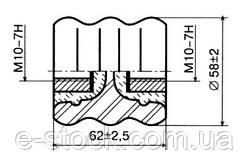 Опорні ізолятори фарфорові армовані 3271, Ізолятор 3271, Ізолятори 3271