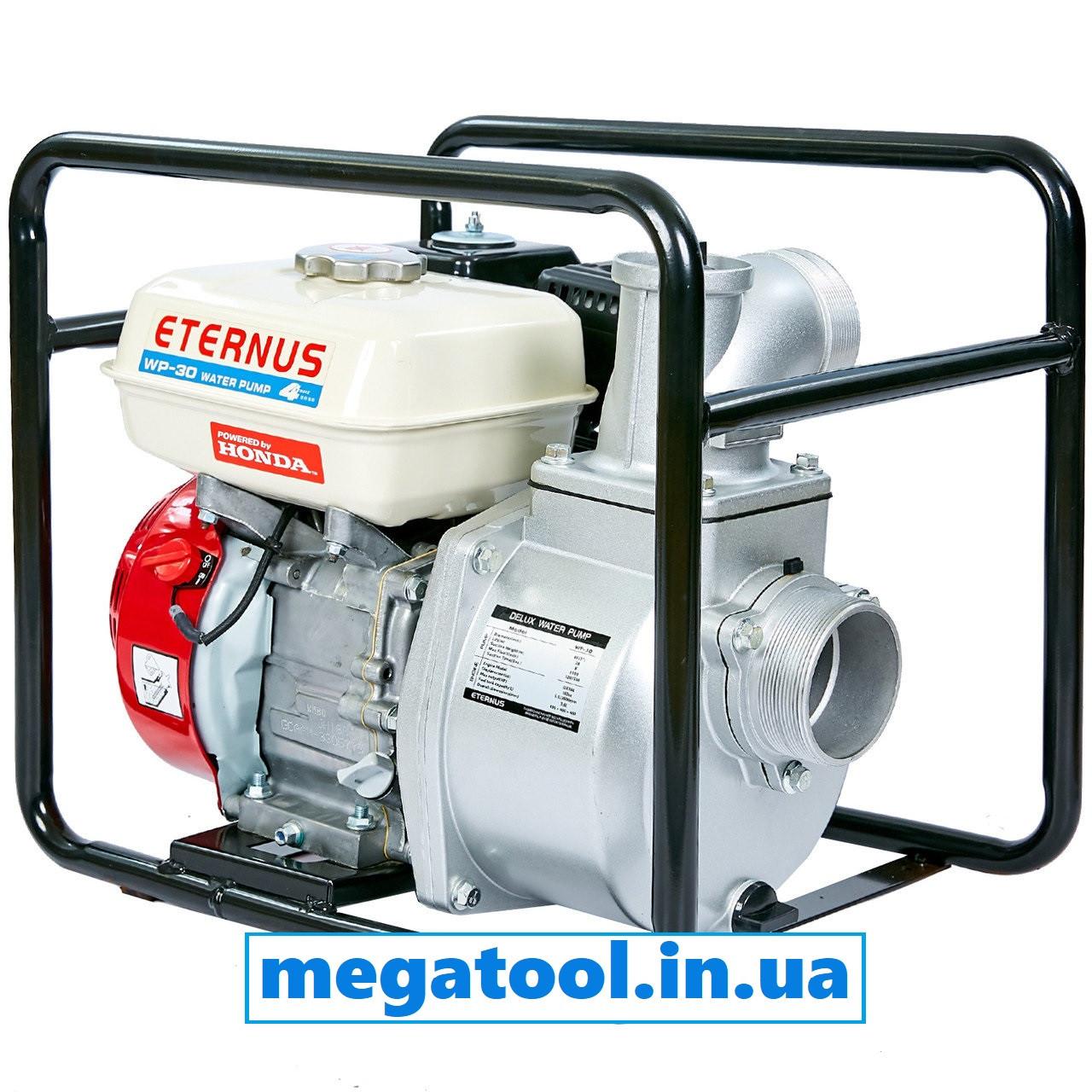 Мотопомпа бензиновая ETERNUS WP30