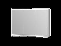 Зеркальный шкаф Ювента Savona SvM-100 белый