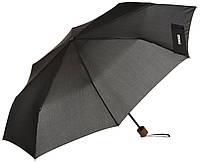 Телескопический зонтик WENGER, черный, фото 1