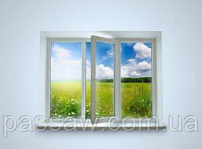 Вікно Steko S 300 (розмір вікна 2100*1400)