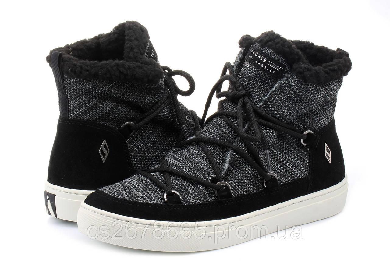 Ботинки Skechers Side Street 73578-BLK