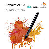 Цифровое перо AP10 для графических планшетов Huion и Gaomon
