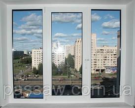Вікно Steko S 500 (розмір вікна 2100*1400)